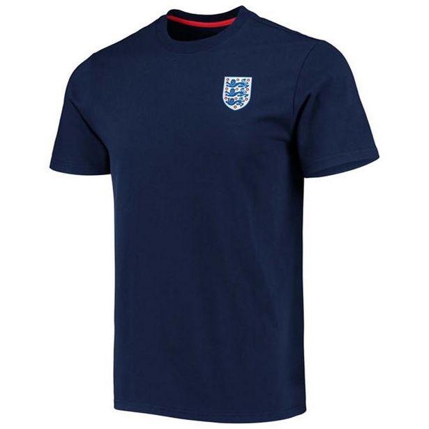 FA England Crest T Shirt Mens za 40,5 zł