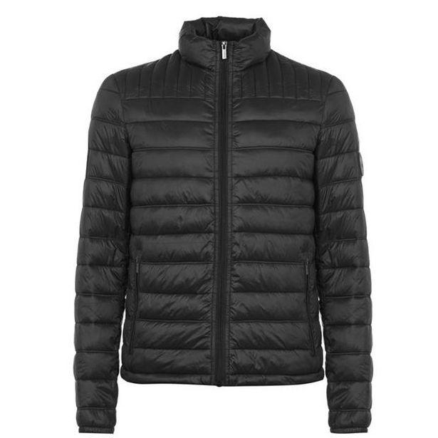 Firetrap Blackseal Micro Bubble Jacket za 140,35 zł