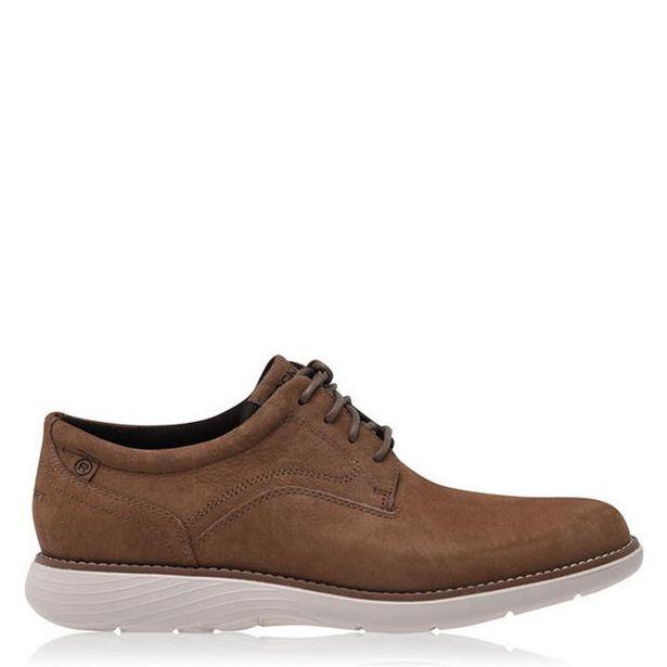 Rockport Rockport Garett Plain Toe Oxford Mens Shoes za 243 zł
