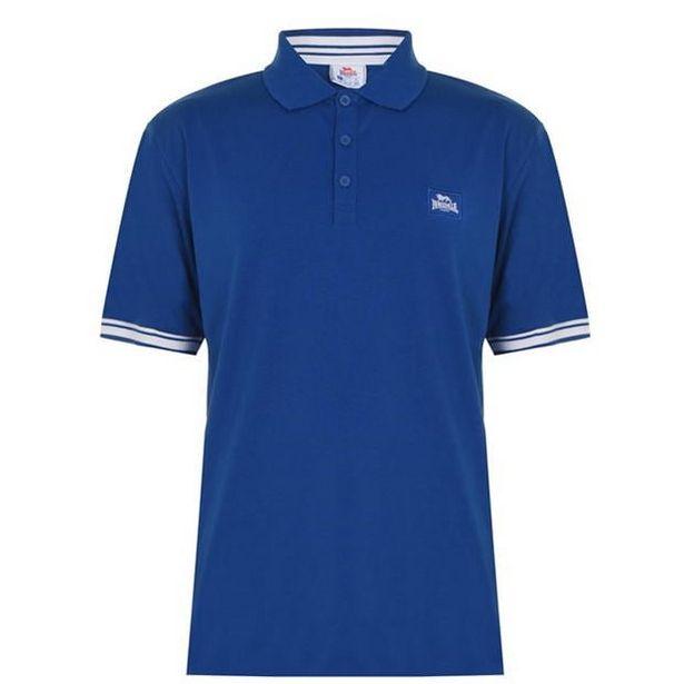 Lonsdale Jersey Polo Shirt Mens za 43,15 zł