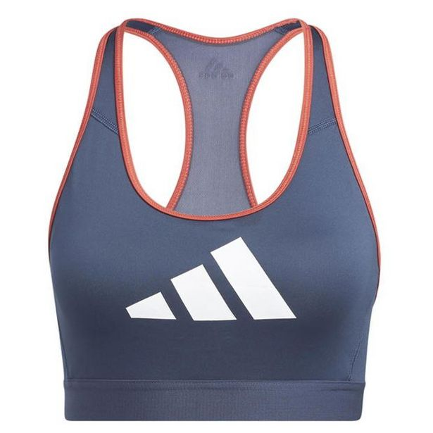 Adidas Medium 3 Bar Bra Ladies za 91,8 zł