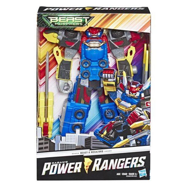 Power Rangers Power Rangers 10 Inch Beast Morphers Action Figure za 70,2 zł