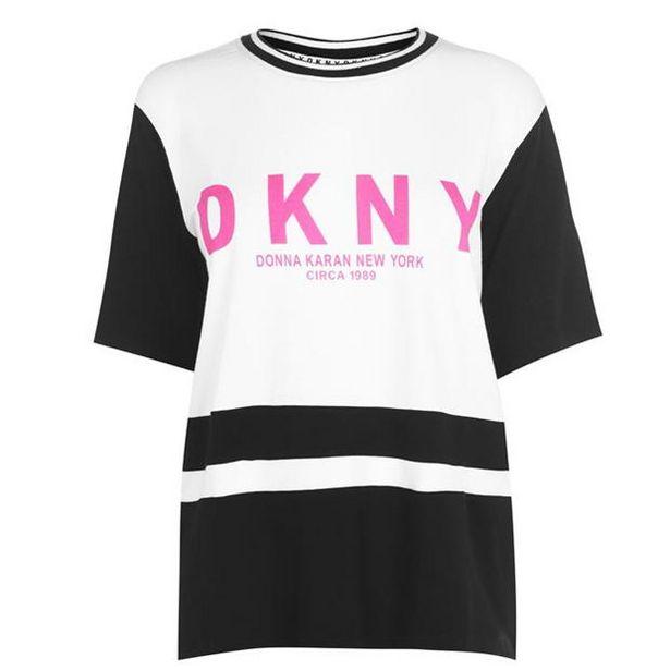 DKNY Bold Stripe Pyjama Top za 81 zł