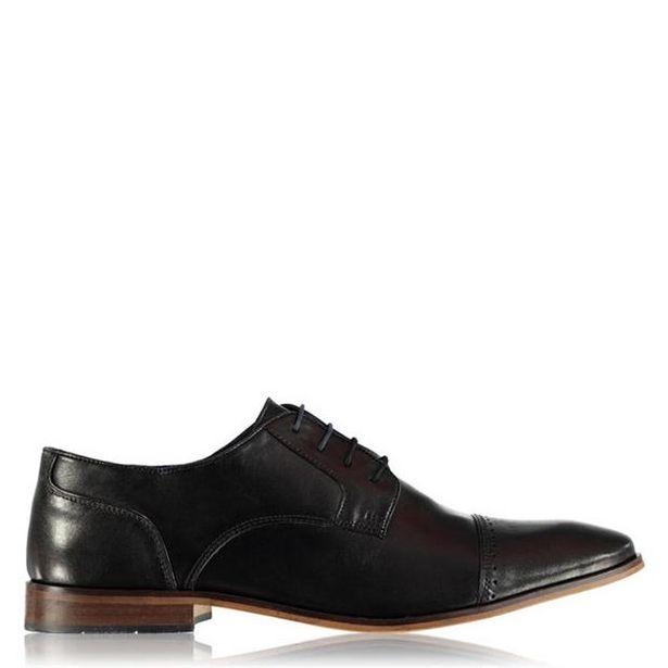 POD Oxford Toe Cap Shoes Mens za 140,4 zł