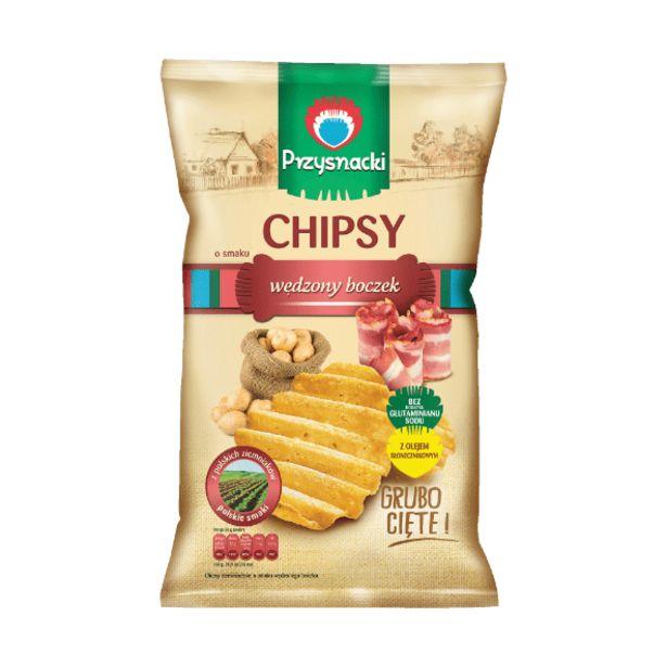 Chipsy za 3,49 zł
