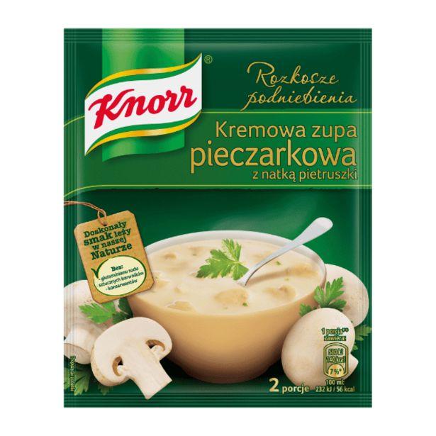 Zupa premium za 2,99 zł