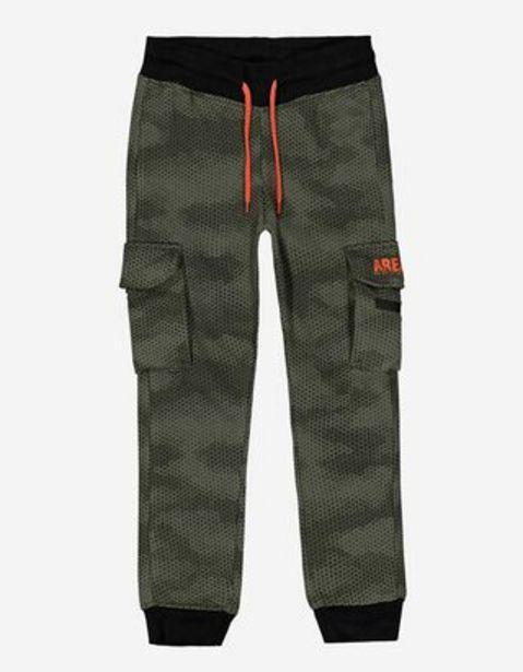 Chłopcy Spodnie dresowe - kieszenie naszywane za 49,99 zł