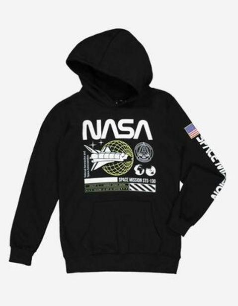 Chłopcy Bluza z kapturem - NASA za 79,99 zł
