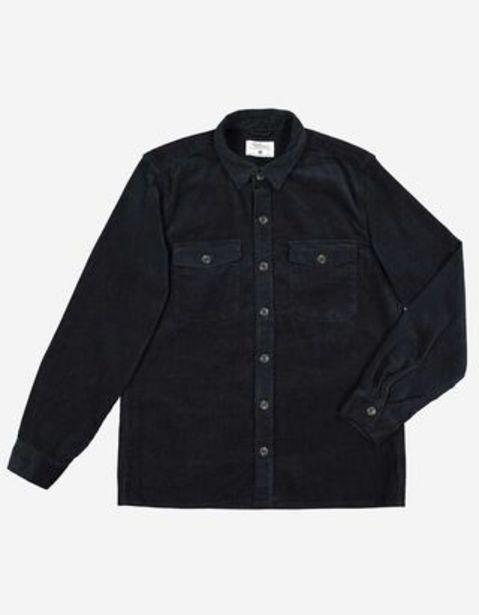 Dział męski koszula - sztruks za 89,99 zł