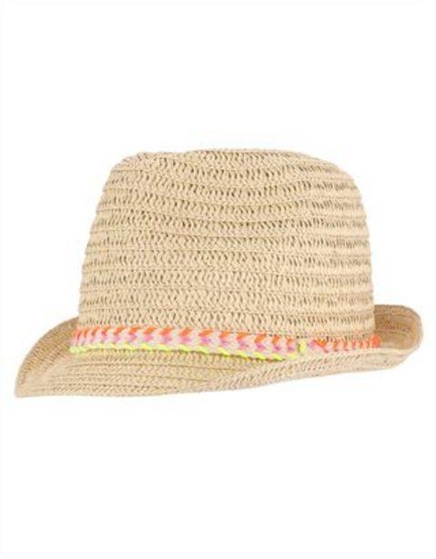Dziewczynki Letni kapelusz - Lamówki ozdobne za 25,99 zł