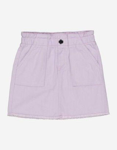 Dziewczynki Spódnica mini - prążkowana struktura za 19,99 zł