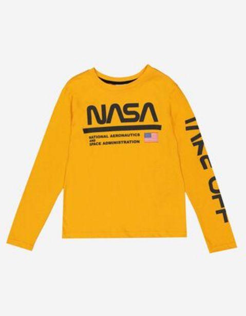 Chłopcy dlugi rekaw - NASA za 44,99 zł