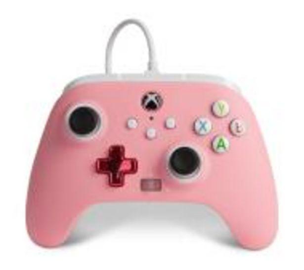 PowerA Pad Xbox Series / Xbox One Enhanced Pink za 149 zł