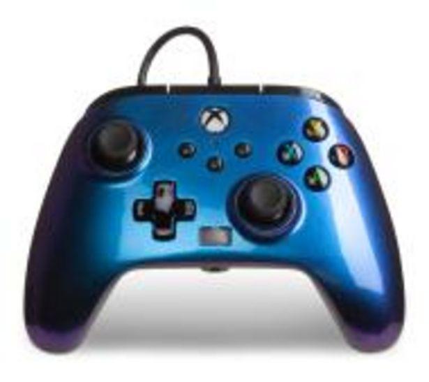 PowerA Pad przewodowy Xbox Series / Xbox One Enhanced Nebula V2 za 149 zł