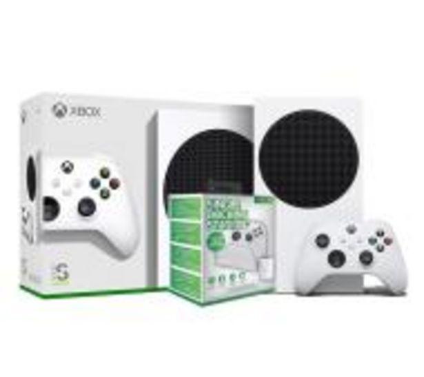 Xbox Series S + ładowarka Venom VS2870 za 1454 zł