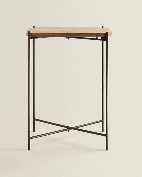 Drewniany Stolik Pomocniczy za 299 zł