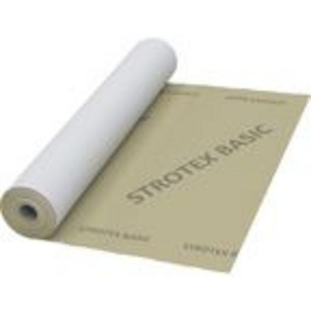 Membrana dachowa BASIC 115 0,5 mm za 249,5 zł