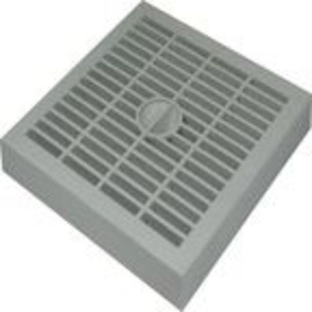 Kratka do studzienki COMPACT 300 x 300 mm SCALA PLASTICS za 25,88 zł