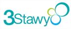 Logo Centrum Handlowe Trzy Stawy
