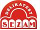Logo Delikatesy Sezam