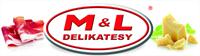Logo M&L Delikatesy