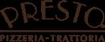 Logo Pizzeria Presto