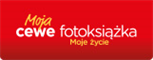 Logo CEWE fotoksiążka